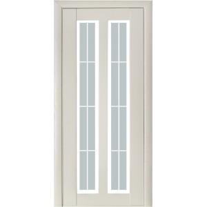 Модель № 117 ясень Crema со стеклом